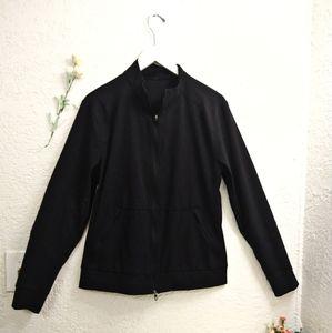Lululemon Men's Jacket All Black In A Size Medium